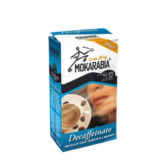 Mokarabia Decaf Ground Coffee