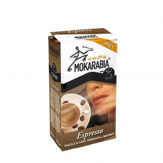 Mokarabia Espresso Ground Coffee