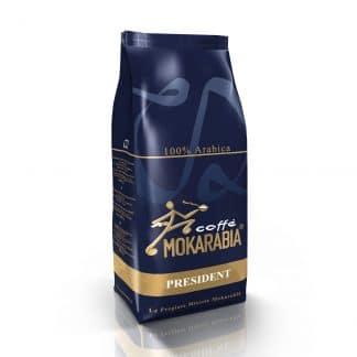 Mokarabia President Arabica Medium Roast Coffee Beans