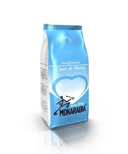 Mokarabia Decaf Medium Roast Coffee Beans