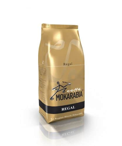 Mokarabia Regal Medium Roast Coffee Beans