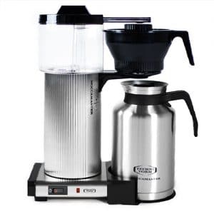 MOccamaster CDT Grand Filter Coffee Machine