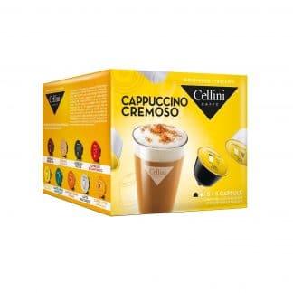 Cellini Dolce Gusto Cappuccino
