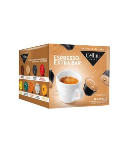 Cllini Dolce Gusto ExtraBar